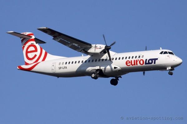 EuroLOT ATR72 (Poland)
