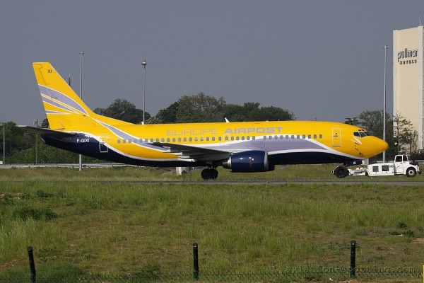 Europe Airpost Boeing B737-300 (France)
