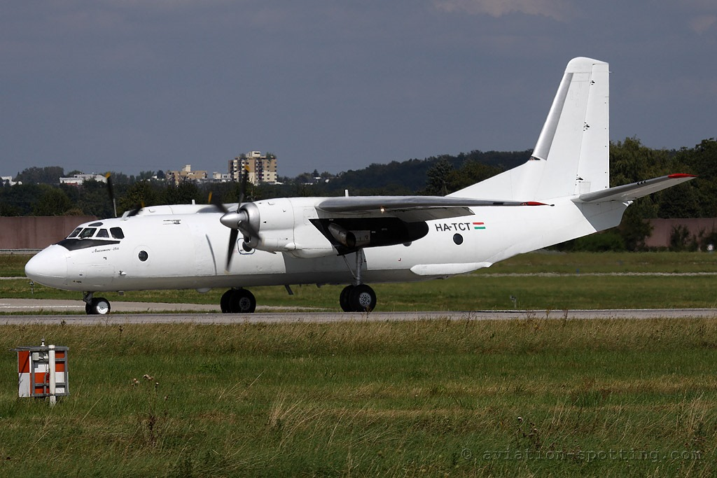 Cityline Hungary Antonov 26