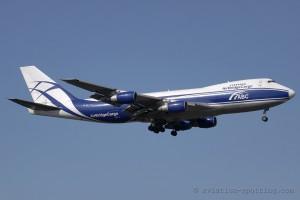 AirBridge Cargo Boeing B747-200 F (Russia)