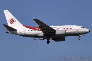 Air Algerie Boeing B737-600 (Algeria)