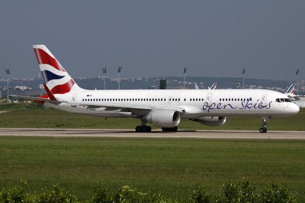 OpenSkies Boeing B757-200 (UK)
