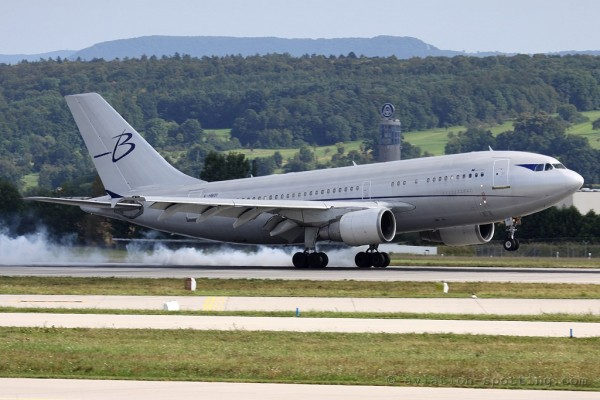 Blue Line Airbus 310 (France)