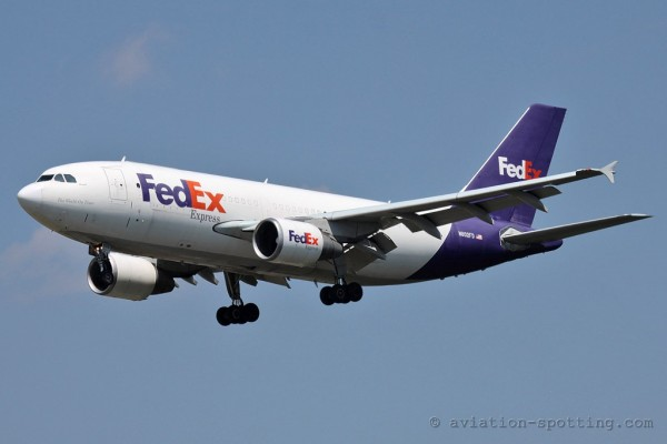 FedEx Airbus 310 F (USA)