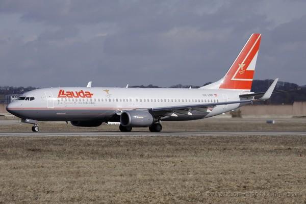 Lauda Air Boeing B737-800 (Austria)