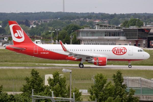 Niki Airbus 320 (Austria)