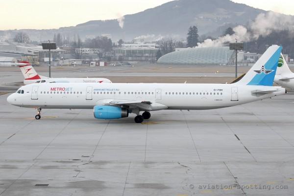 Metrojet Airbus 321 (Russia)