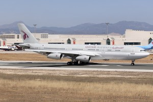 Qatar Amiri Flight Airbus 340-200