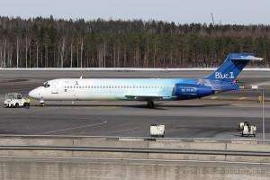 Blue1 Boeing B717 (Finland)