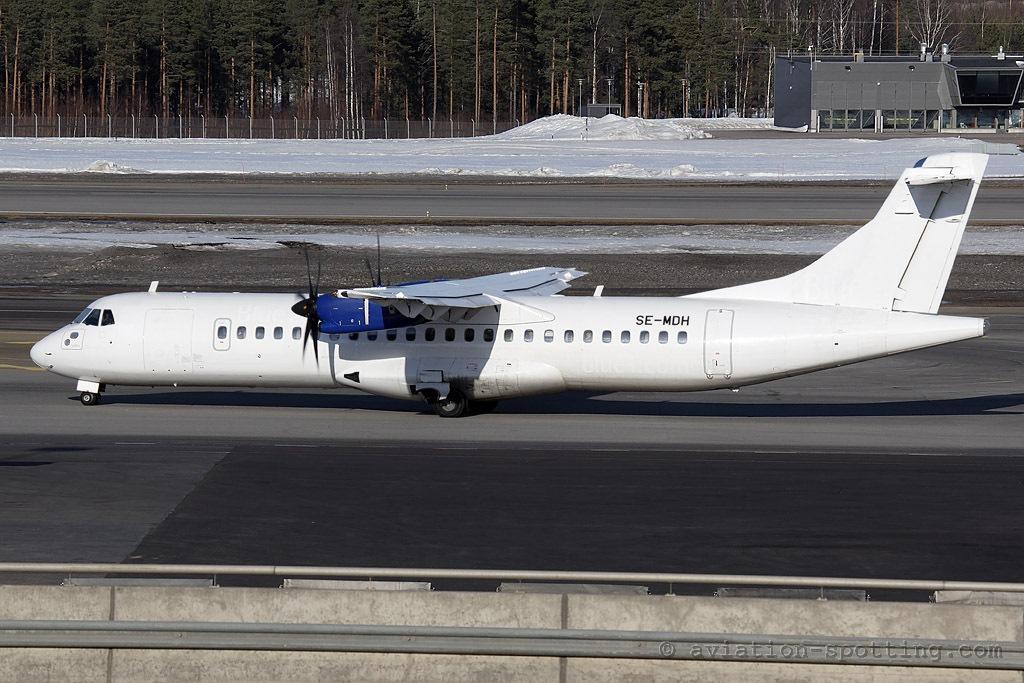 Blue1 ATR72 (Finland)