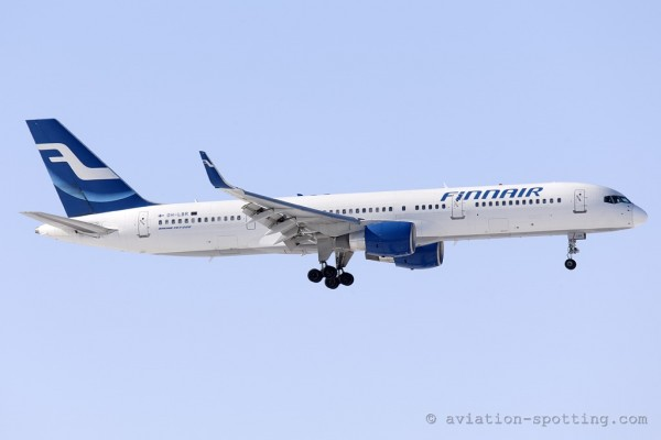 Finnair Boeing B757-200 (Finland)