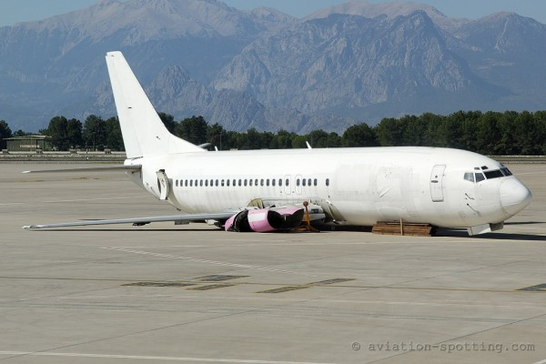 Sky Airlines Boeing B737-400 (Turkey)