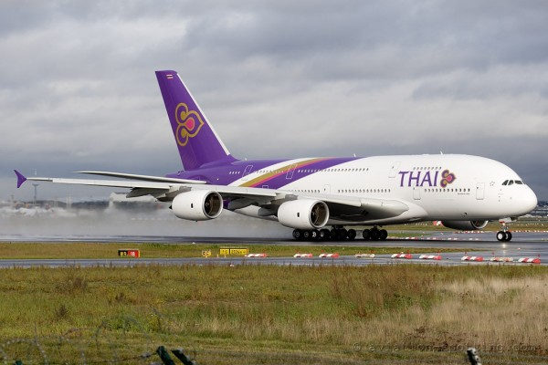 Thai Airways International Airbus 380