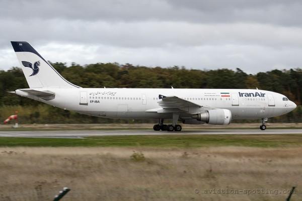 Iran Air Airbus 300