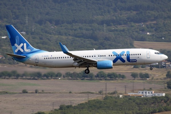 XL Airways France Boeing B737-800