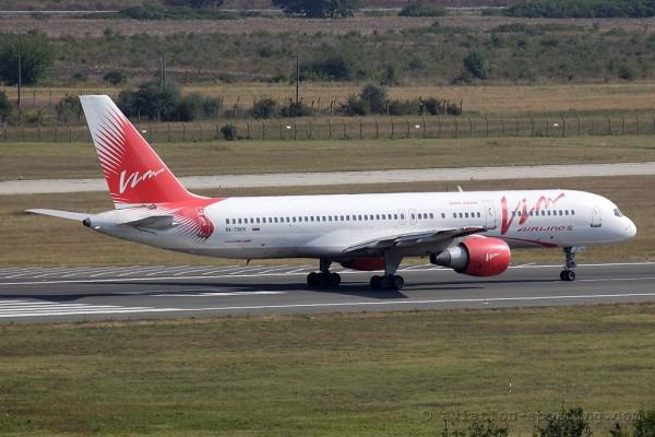 Vim Airlines Boeing B757-200 (Russia)
