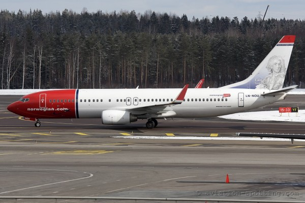 Norwegian Air Shuttle Boeing B737-800 (Norway)