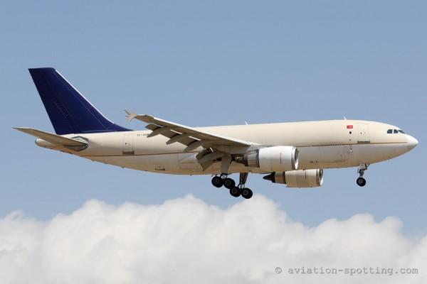 ULS Cargo Airbus 310 F (Turkey)