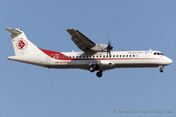 Air Algerie ATR72 (Algeria)