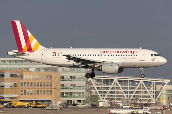 Gemanwings Airbus 319