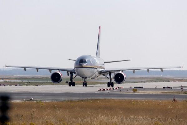 Royal Jordanian Cargo Airbus 310 F