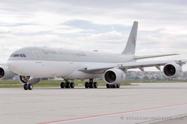 Qatar Amiri Flight 340-500