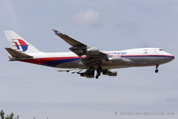 MASkargo Boeing B747-400 F (Malaysia)