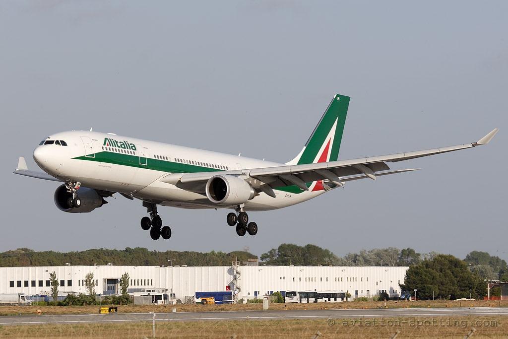 Alitalia Airbus A330-200 (Italy)