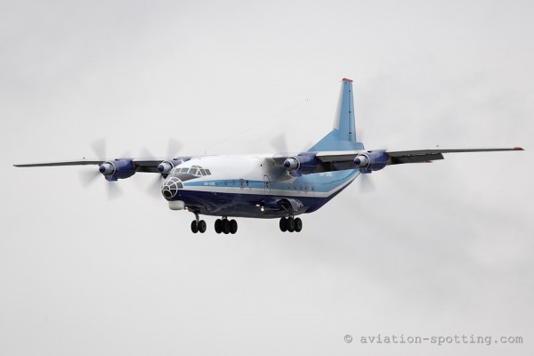 Ukraine Air Alliance Antonov 12 (Ukraine)