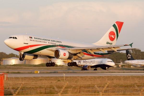 Biman Bangladesh Airlines Airbus 310