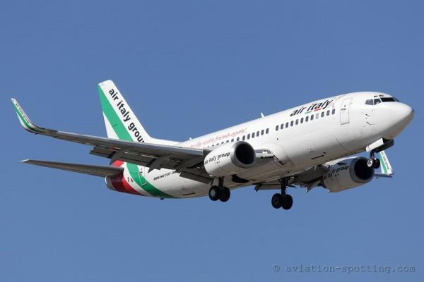 Air Italy Boeing B737-300