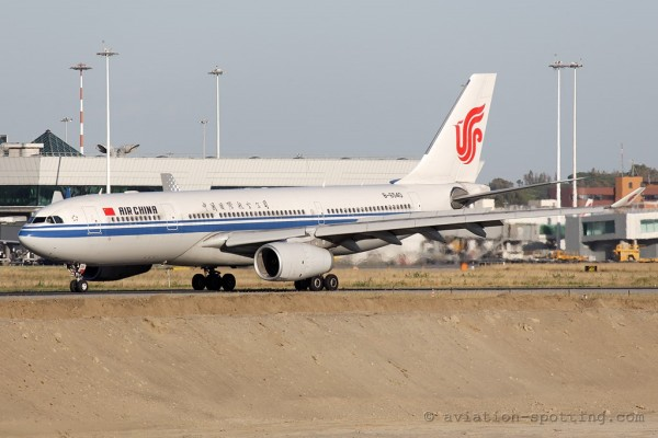 Air China Airbus 330-200