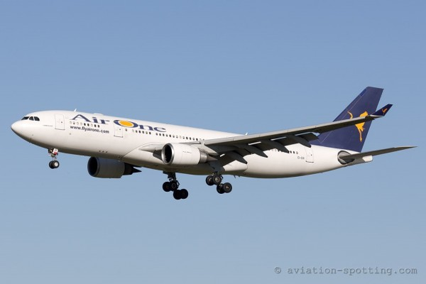 Air One Airbus 330-200 (Italy)