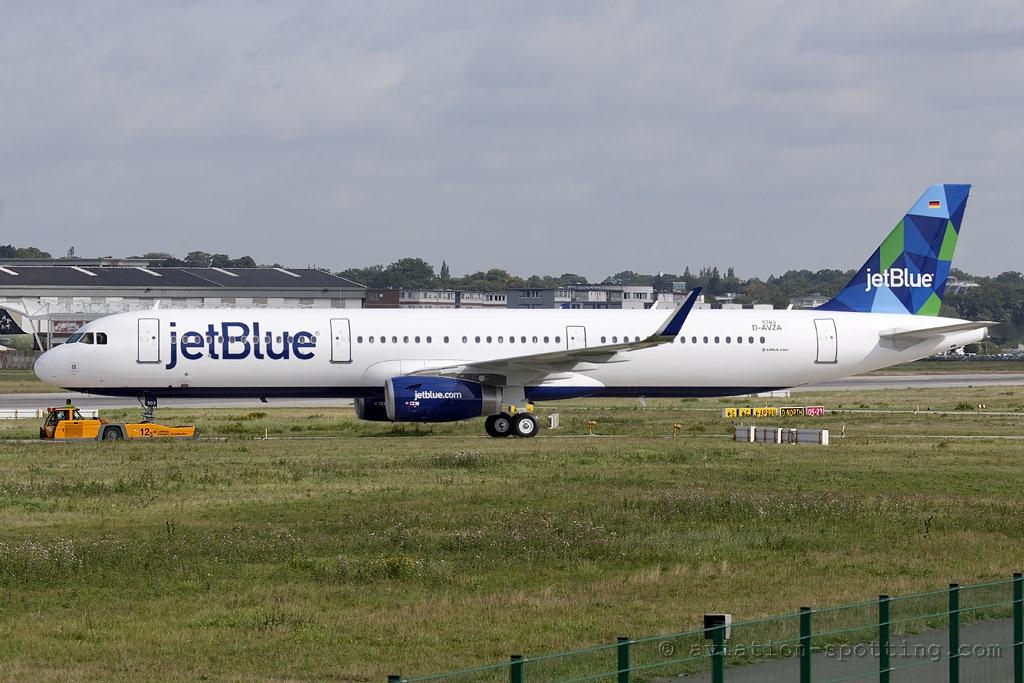 jetBlue Airways Airbus A321 (USA)