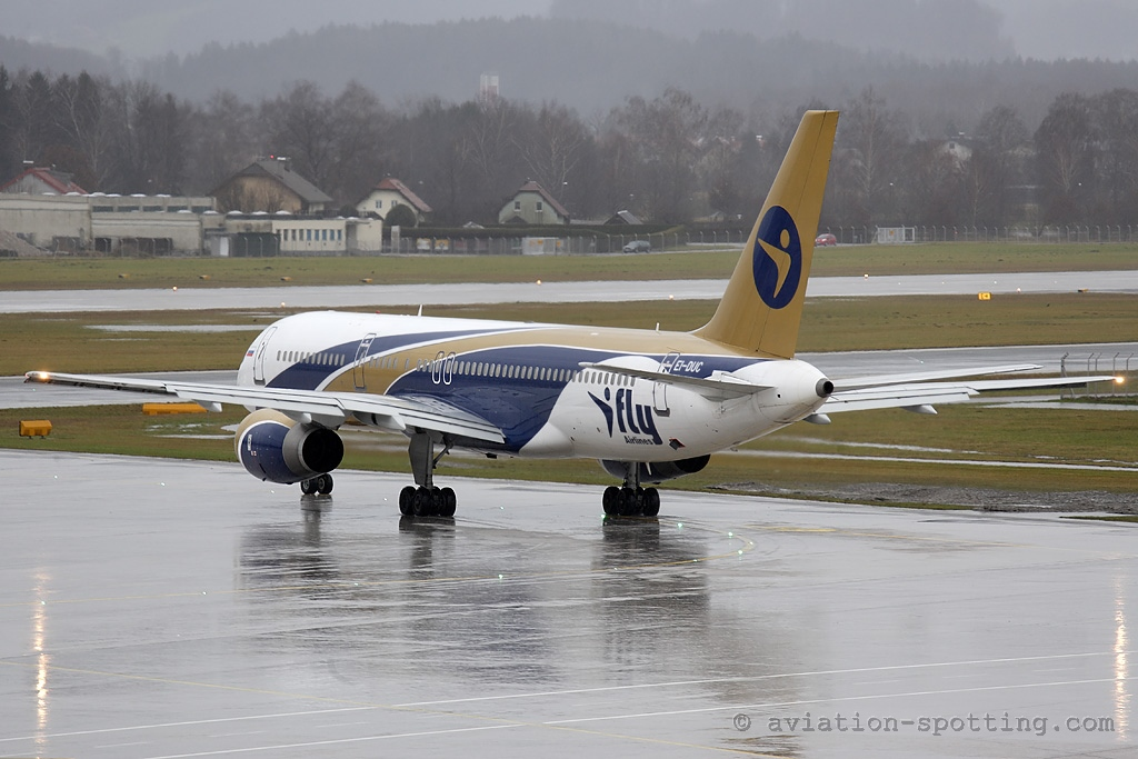 IFly Boeing B757-200 (Russia)