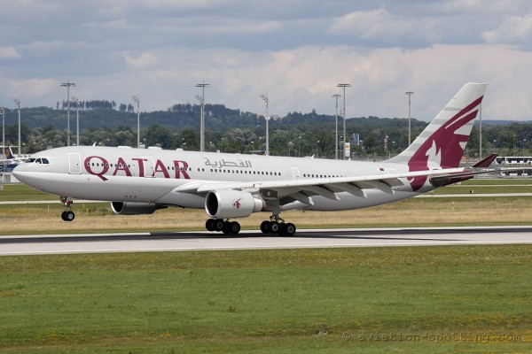 Qatar Airways Airbus 330-200