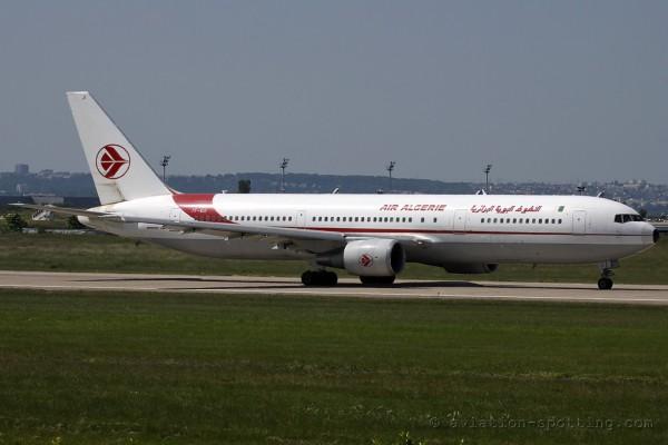 Air Algerie Boeing B767-300