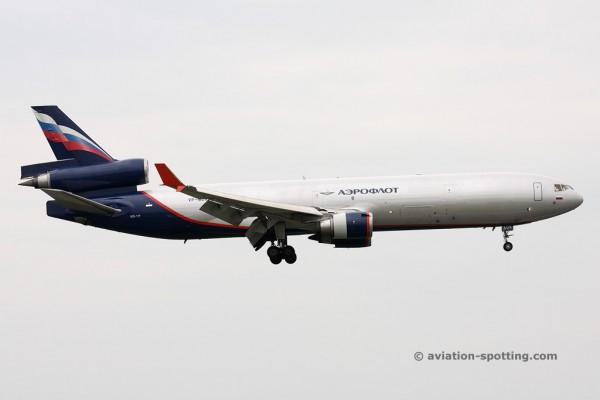 Aeroflot Cargo McDonnel Douglas MD 11 F (Russia)