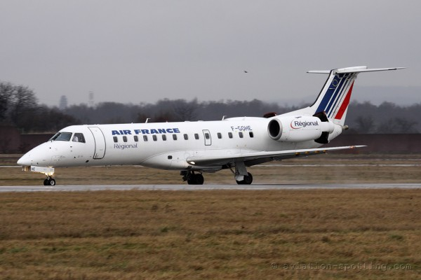 Air France Regional Embraer ERJ135