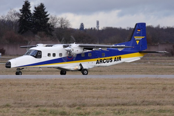 Arcus Air Dornier DO228 (Germany)