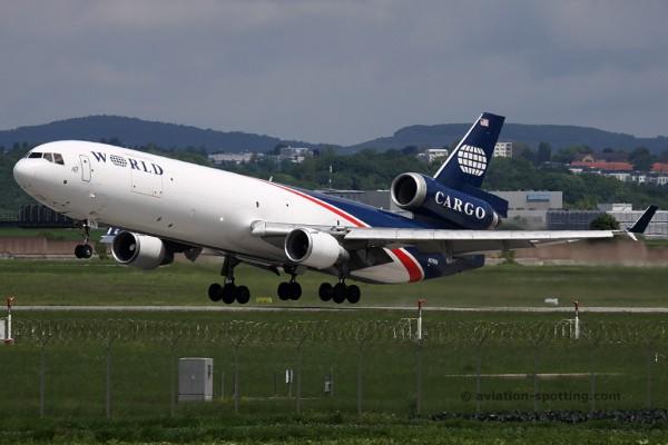 World Airways McDonnel Douglas MD 11 F(USA)