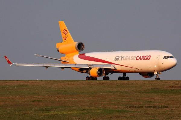 Sky Lease Cargo McDonnel Douglas MD 11 F (USA)