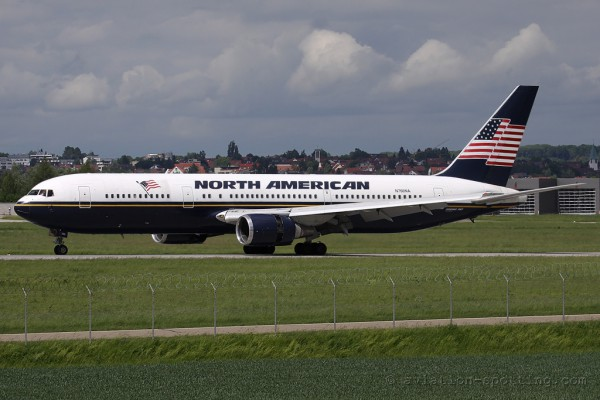 North American Airlines Boeing B767-300 (USA)