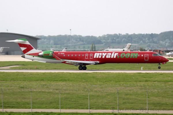 myair Bombardier CRJ 900 (Italy)