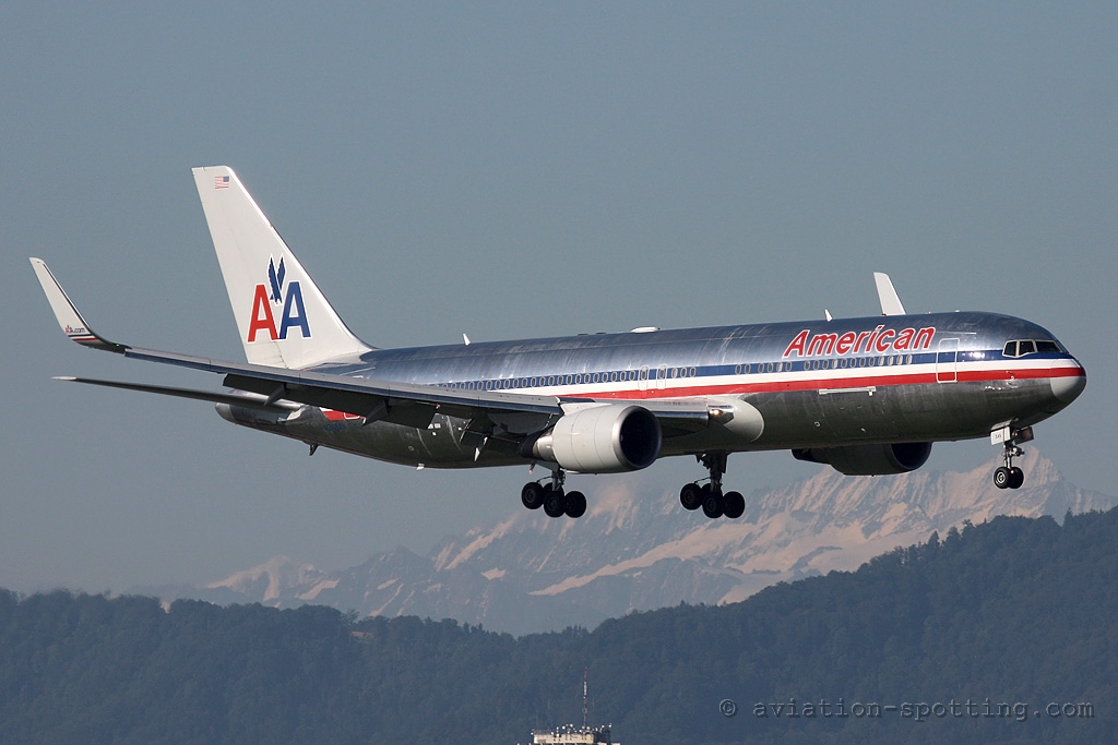American Airlines Boeing 767-300 (USA)
