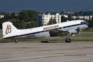 Breitling Douglas DC3 (Switzerland)