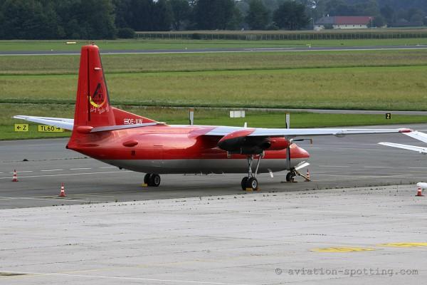 Amerer Air Fokker F27 F50 (Austria)