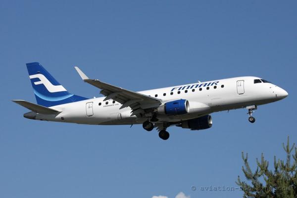 Finnair Embraer E170 (Finland)
