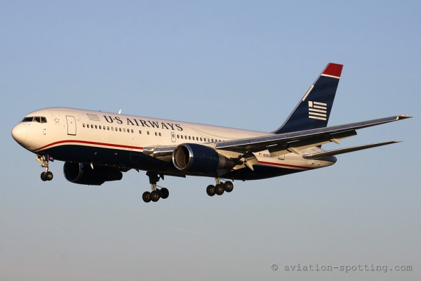 US Airways Boeing B767-200 (USA)