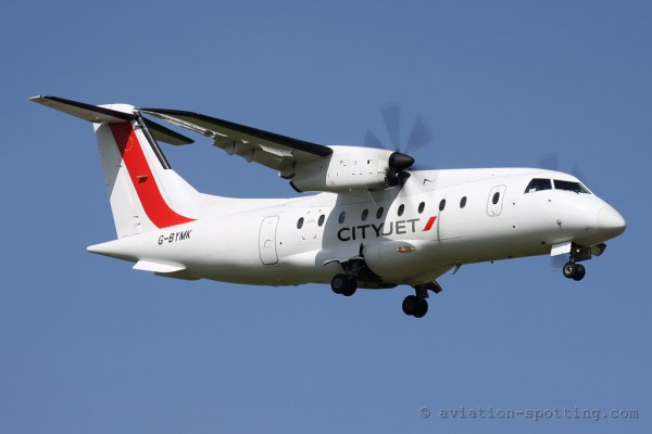 CityJet Dornier DO 328